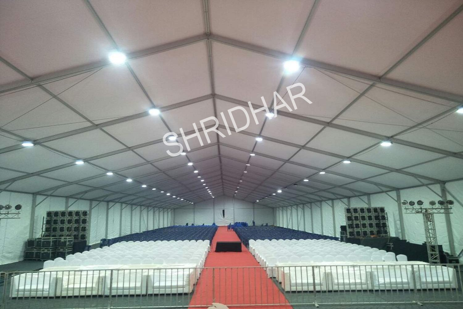 waterproof sheds industrial sheds for rent for hire in bangalore shridhar tent house