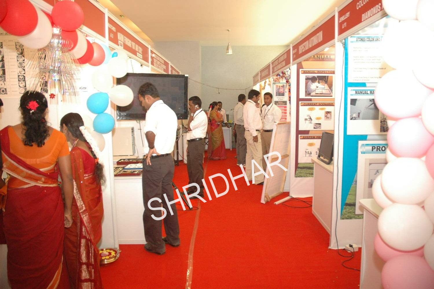 exhibition stalls and synthetic red carpets for rent in bangalore shridhar tent house
