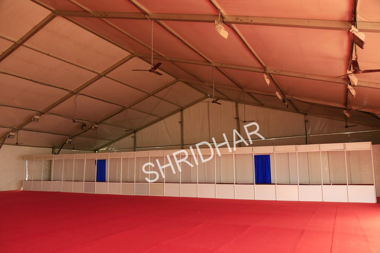 exhibition stalls for rent in bangalore from shridhar hi tech tent house