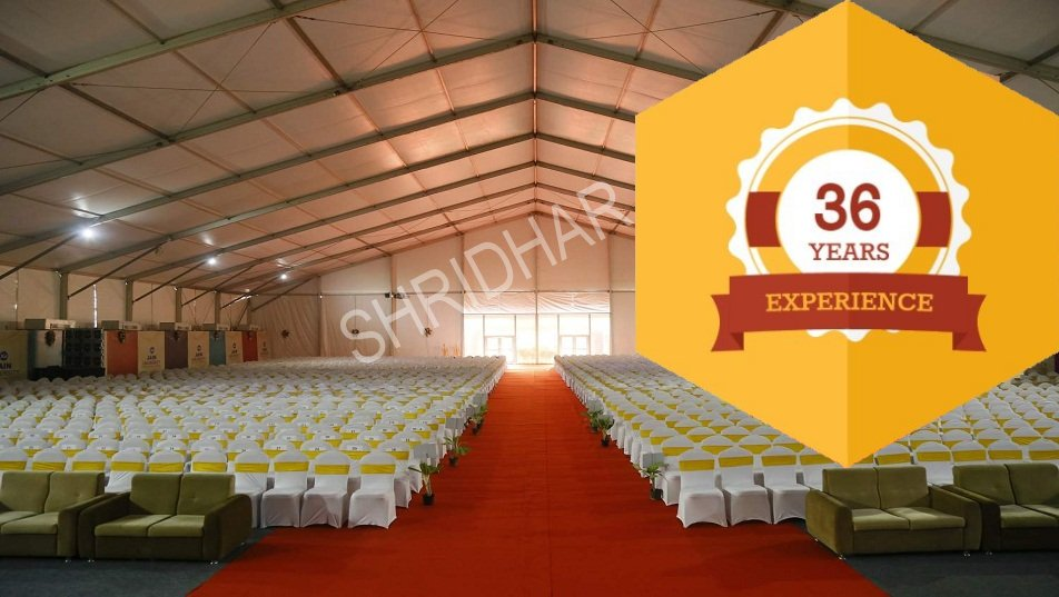 shridhar hi tech tent trusted tent house supplier dealer in bangalore