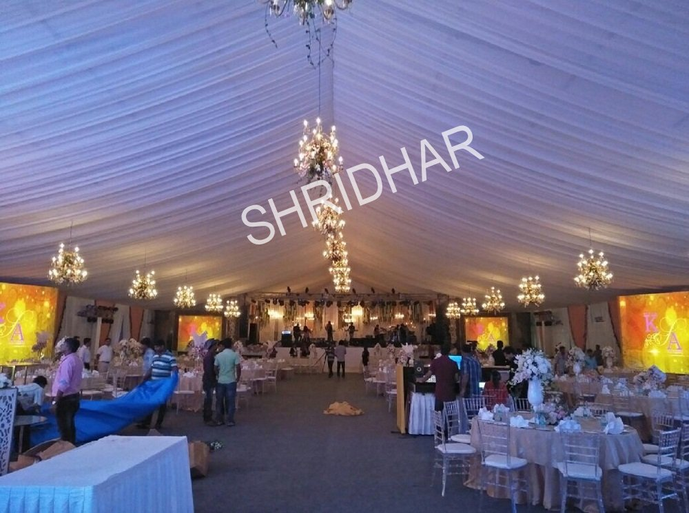 tent house dealer tent house supplier in bangalore for weddings functions parties shridhar tent house