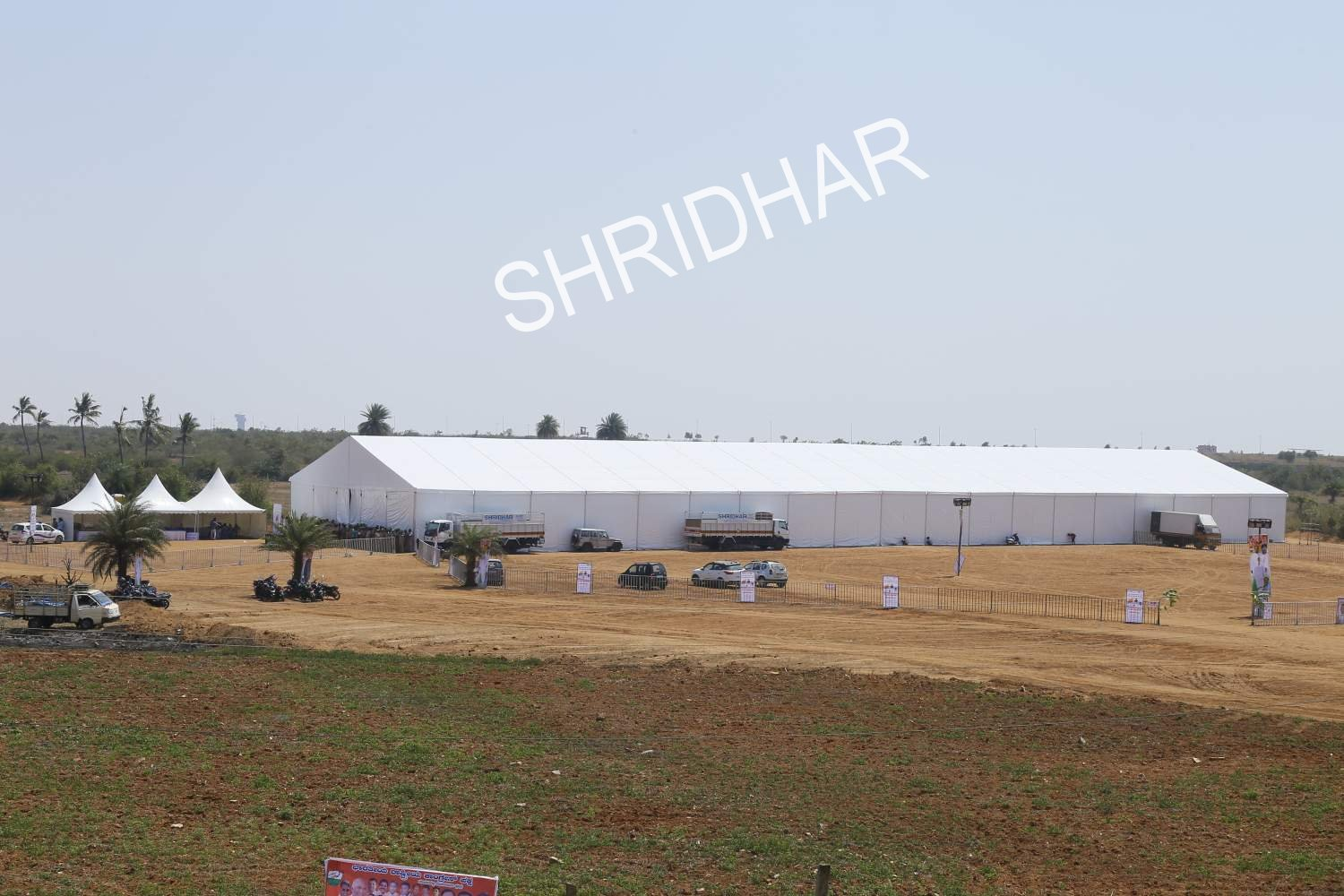 german hangers super structures for rent for conferences in bangalore shridhar tent house