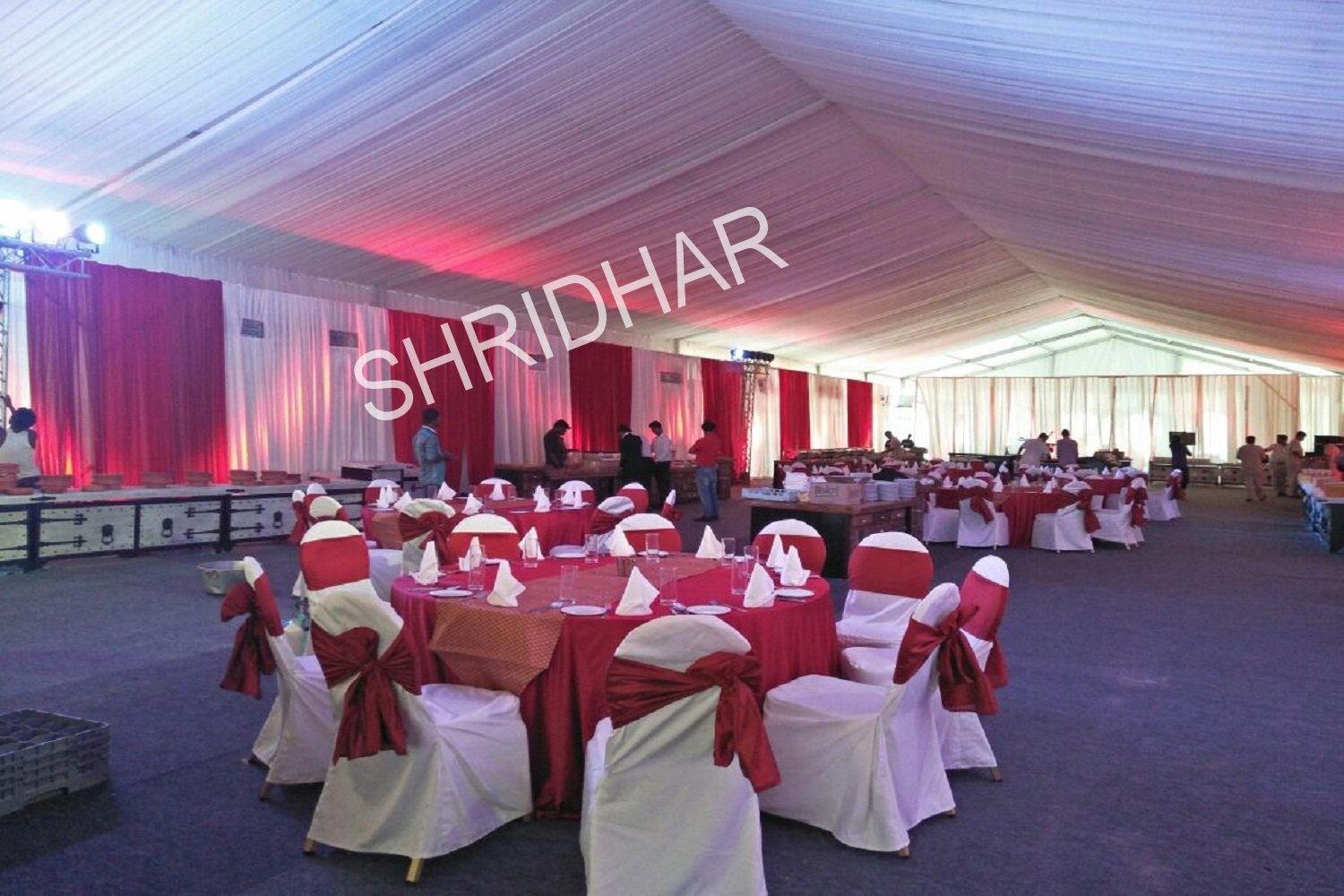 banquet tables and chairs for rent for weddings in bangalore shridhar tent house