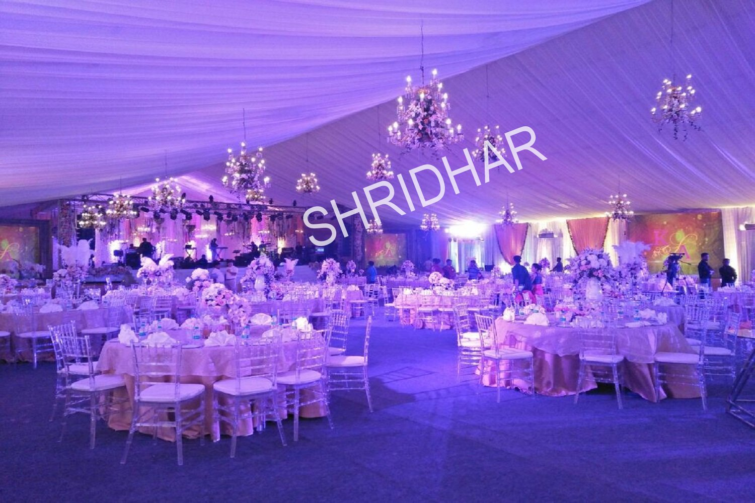 tables and chairs for rent for weddings in bangalore shridhar tent house
