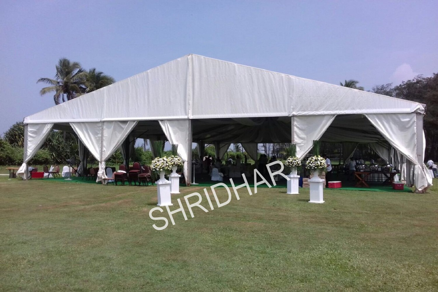 tent houses for rent for weddings and wedding functions in bangalore shridhar tent house