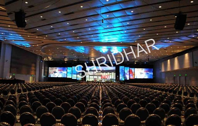 led walls for rent in bangalore shridhar tent house