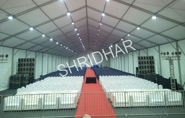 plastic chairs with or without covers for rent shridhar tent house bangalore