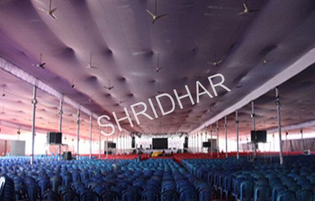 waterproof pandals sheds super structures for rent shridhar tent house bangalore